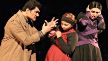 مسرحية غزل البنات - القسم الثقافي