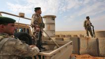 سياسة/الحدود العراقية السورية/(أحمد الربيع/فرانس برس)