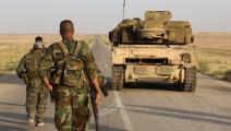 جنود النظام السوري STRINGER/AFP/Getty