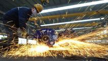 مصنع في الصين/ Getty