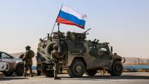 قوات روسية في سورية-سياسة-بكر قاسم/الأناضول
