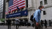 بورصة أميركا /Getty