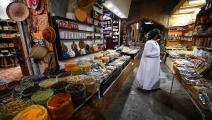 سوق في سلطنة عمان/ فرانس برس