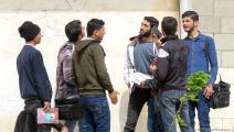 طلاب سوريون بمناطق المعارضة 3 - سورية - مجتمع