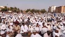 السودان/الصلاة/تويتر
