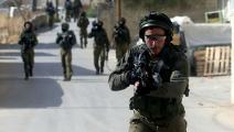 Israeli soldiers ANADOLU