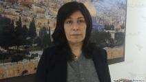 الأسيرة الفلسطينية المحررة خالدة جرار (العربي الجديد)