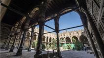 مسجد الطنبغا المارداني - القسم الثقافي