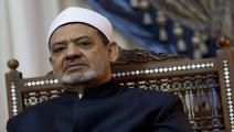 مصر/سياسة/أحمد الطيب/(كينزو تريبولار/فرانس برس)