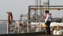 النفط الإيراني-اقتصاد-7-1-2016(فرانس برس)