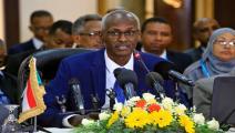 وزير الري السوداني ياسر عباس (فرانس برس)