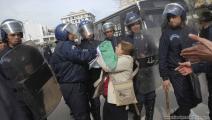 مظاهرات الجزائر (العربي الجديد)