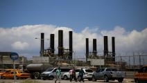 كهرباء غزة (عبدالحكيم أبورياش/أرشيف)