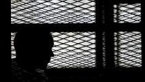 السجون المصرية(خالد دسوقي/فرانس برس)