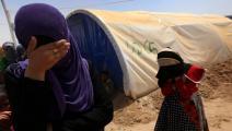 حرائق مخيمات النازحين العراقيين
