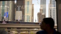 الإمارات دبي أبراج غيتي