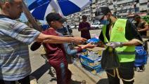 تخشى الجزائر موجة ثانية لفيروس كورونا (رياض كرامدي/فرانس برس)