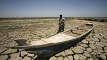 جفاف في العراق/ حيدر حمدان/فرانس برس