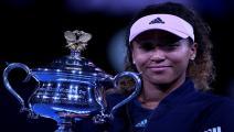 نعومي أوساكا نجمة التنس العالمية