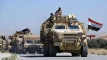 سياسة/الجيش العراقي/(محمد الشاهد/فرانس برس)