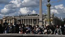 احتجاجات باريس- القسم الثقافي