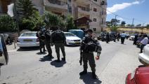 قوات الاحتلال الاسرائيلي-مصطفى خاروف/الأناضول