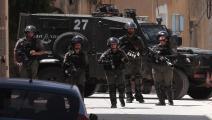 قوات الاحتلال الاسرائيلي-سياسة-نضال إشتية/الأناضول