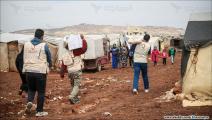 """مساعدات """"قطر الخيرية"""" - قطر (العربي الجديد)"""