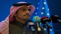 سياسة/محمد بن عبد الرحمن آل ثاني/(آندور غاباليرو/فرانس برس)