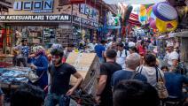 أسواق تركيا فرانس برس
