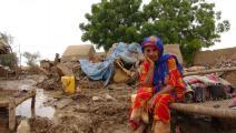 أمطار اليمن-اقتصاد-7-8-2016 (الأناضول)