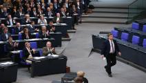 البرلمان الألماني/سياسة