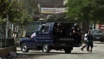 تكرر اعتقال الأطفال في مصر (خالد دسوقي/فرانس برس)