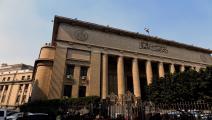 سياسة/القضاء المصري/(محمد الشاهد/فرانس برس)