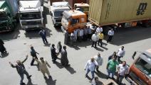 العمالة الاجنبية في الكويت-اقتصاد-9-1-2017(ياسر الزيات/فرانس برس)