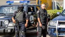 مصر/سياسة/قوات الأمن المصرية/(عمرو صلاح الدين/الأناضول)