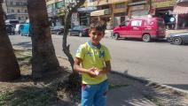 مدين حسون طفل سوري لاجئ في لبنان - مجتمع