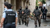 الأمن التركي/سياسة/أوزن كوس/فرانس برس