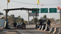 سياسة/قوات عراقية بكركوك/(مكاريم غريب/الأناضول)