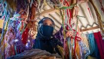 معاناة مضاعفة للمطلقات والأرامل في المغرب (فرانس برس)