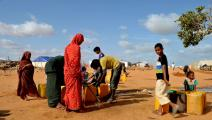 أكواخ في موريتانيا - مجتمع - 1-7-2017