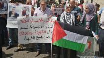 اليوم الوطني لاسترداد جثامين الشهداء الفلسطينيين(العربي الجديد)