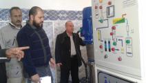 تحقيق مياه غزة