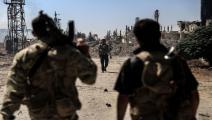 المعارضة السورية المسلحة/ سمير الدومي/فرانس برس