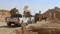 سياسة/القوات العراقية/(معاذ الدليمي/فرانس برس)