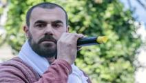 """الناشط ناصر الزفزافي رمز """"حراك الريف"""" (تويتر)"""
