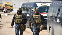الأمن العراقي (الأناضول)