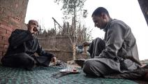 مصريون يشربون الشاي - مصر - مجتمع