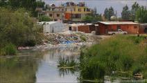 تلوث نهر الليطاني