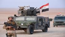 الجيش العراقي/ مناطق الطوز/ العراق